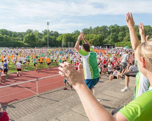AOK Firmenlauf Göppingen - wir sind 1.000!